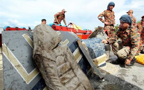 Tìm thấy thi thể nữ Thứ trưởng Malaysia trong vụ rơi trực thăng 1