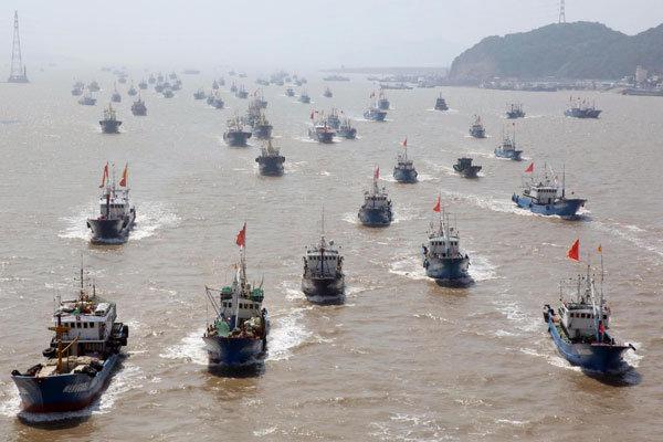 Trung Quốc ngang ngược ra lệnh cấm đánh cá tại Biển Đông 5