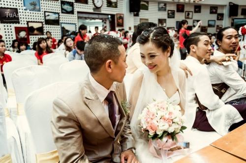 Đám cưới cổ tích của cô dâu mắc bệnh hiểm nghèo, xúc động dân mạng 5