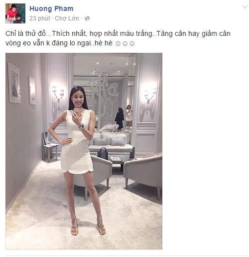 Facebook sao: Hoài Linh hào hứng selfie cùng con nuôi và con ruột 9