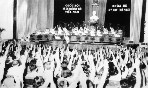 Nhìn lại các kỳ bầu cử Quốc hội từ khóa I đến nay 7