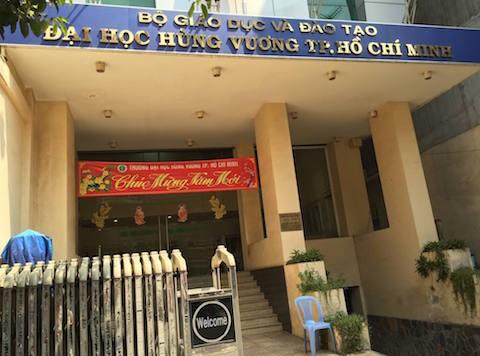 ĐH Hùng Vương tổ chức đại hội cổ đông bất thường 1