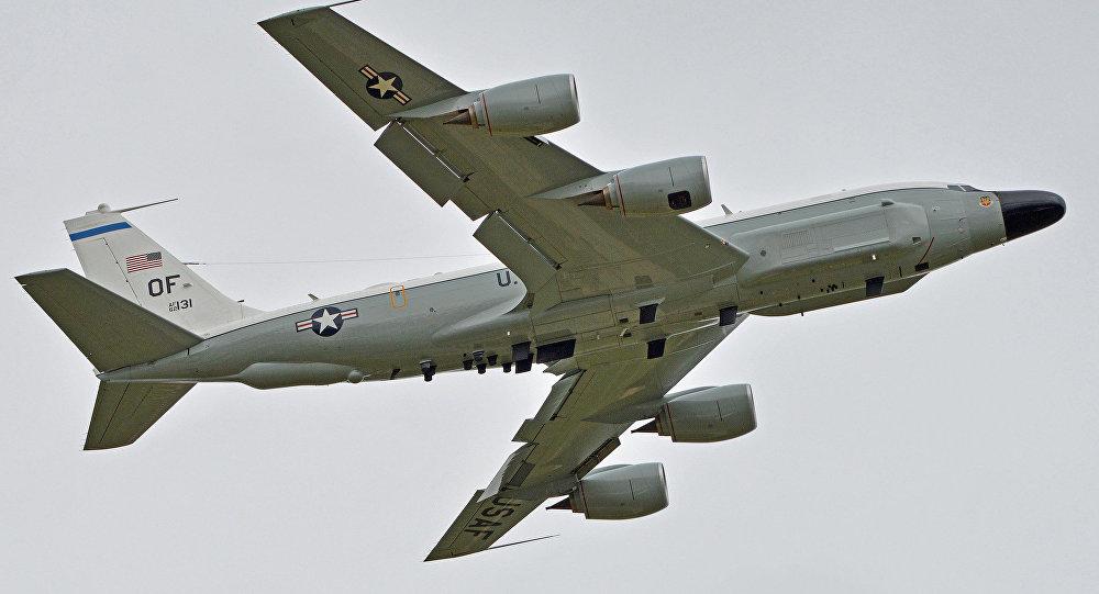 Máy bay do thám Mỹ bị phát hiện ở sát biên giới Nga 1