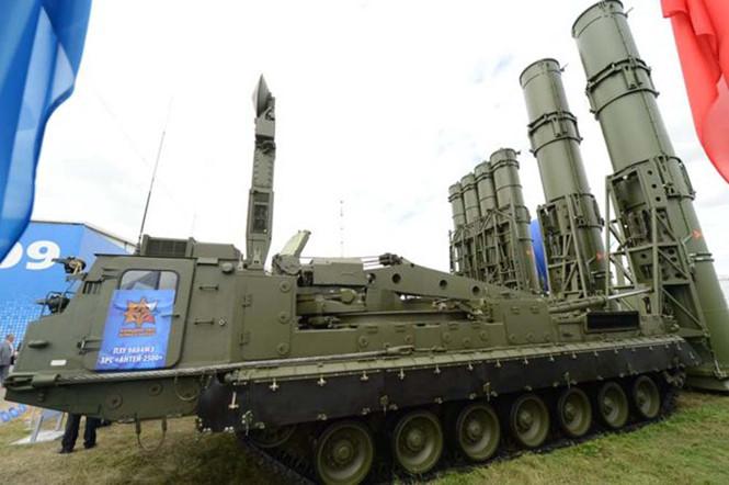 Iran chính thức triển khai hệ thống S-300 2