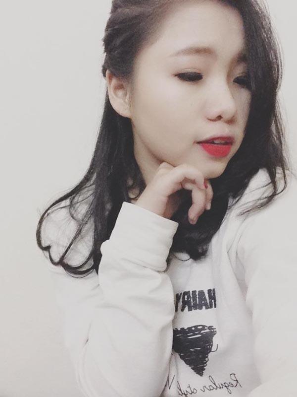 Ngỡ ngàng giọng hát của 'tiểu Hương Tràm' Thu Hà 2