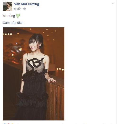 Facebook sao Việt: Kỳ Duyên khiến nhiều người ngỡ ngàng với nhan sắc trong bức ảnh mới 12