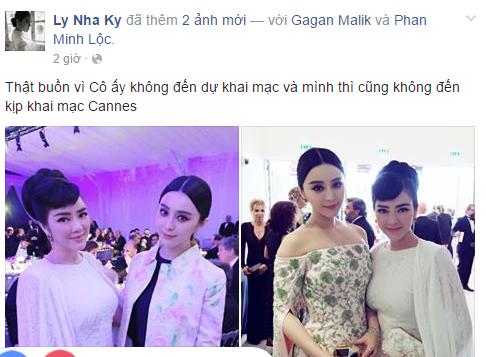 Facebook sao Việt: Lan Khuê, Hà Hồ, Phạm Hương gây sốt khi tụ hội trong buổi chụp hình 8