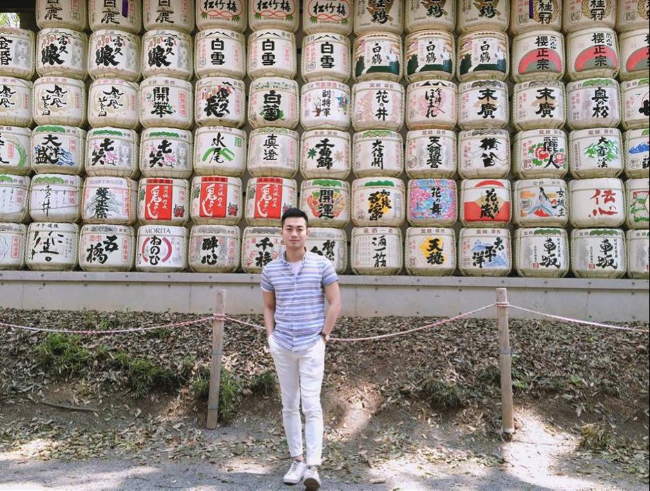 Kinh nghiệm du lịch Nhật Bản của chàng 'soái ca' Trần Thái Linh 1