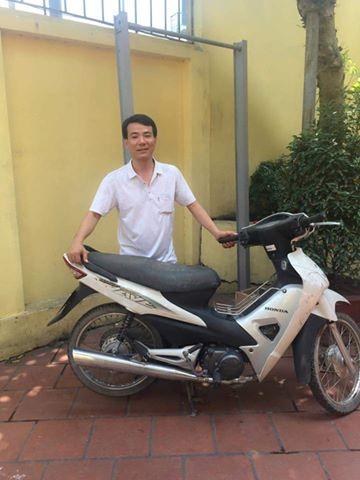 Hà Nội: Tìm được xe máy sau hơn hai năm bị mất cắp 1