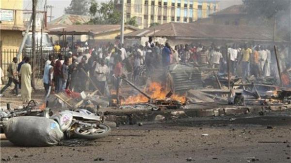 Đánh bom liều chết tại Nigeria