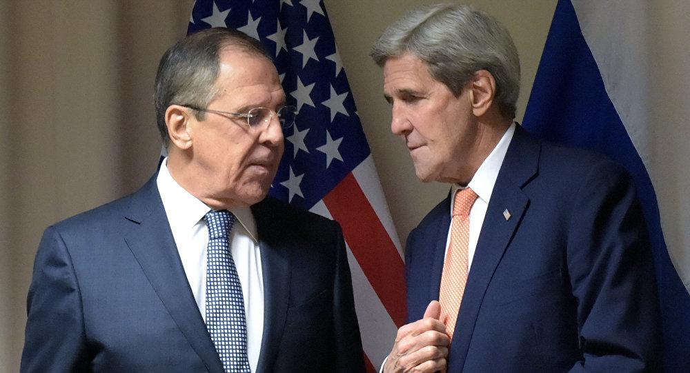 """Ngoại trưởng Nga là """"người thầy tốt nhất"""" dành cho ông Kerry 1"""