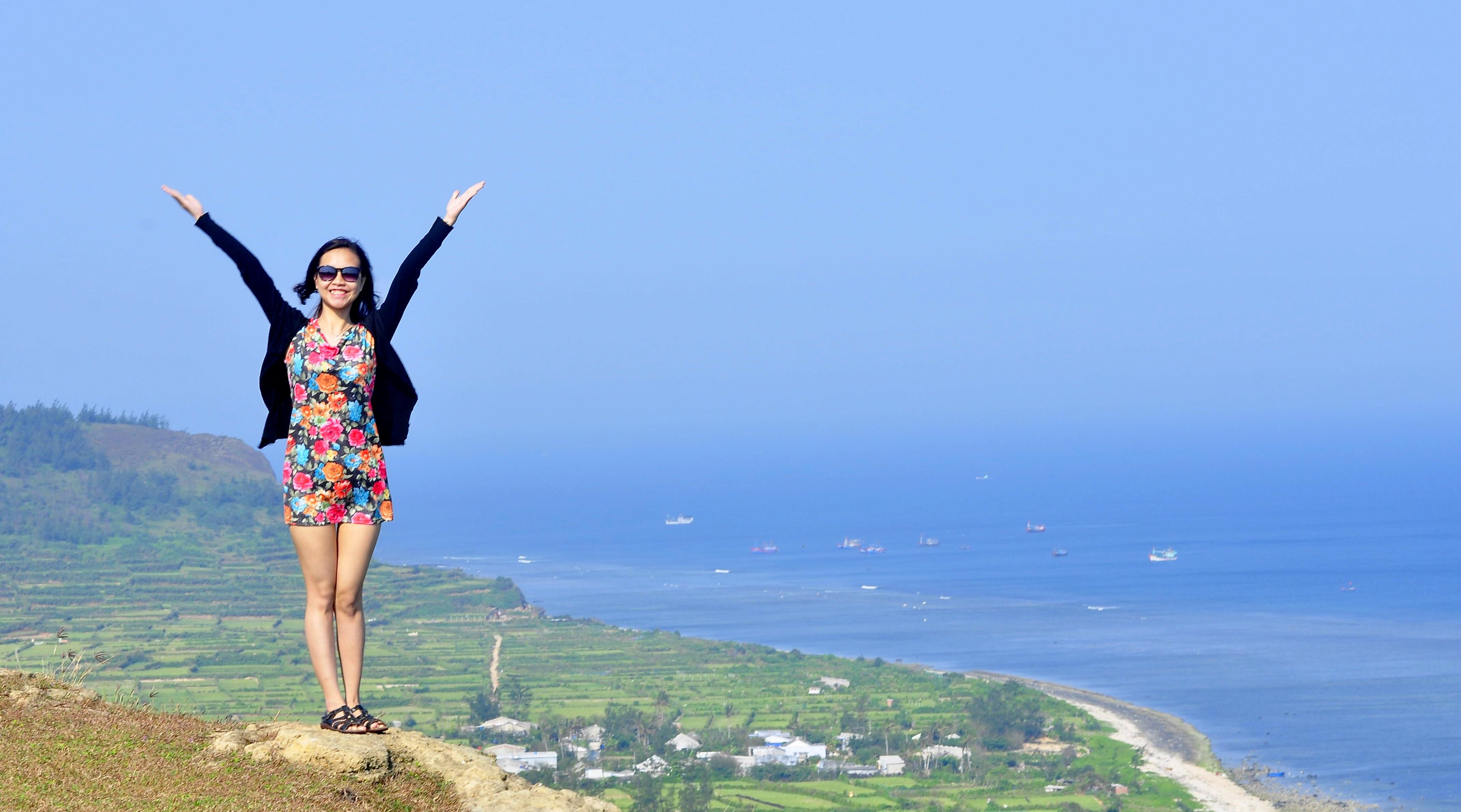 Hình ảnh Khám phá vẻ đẹp quên lối về ở đảo Lý Sơn số 5