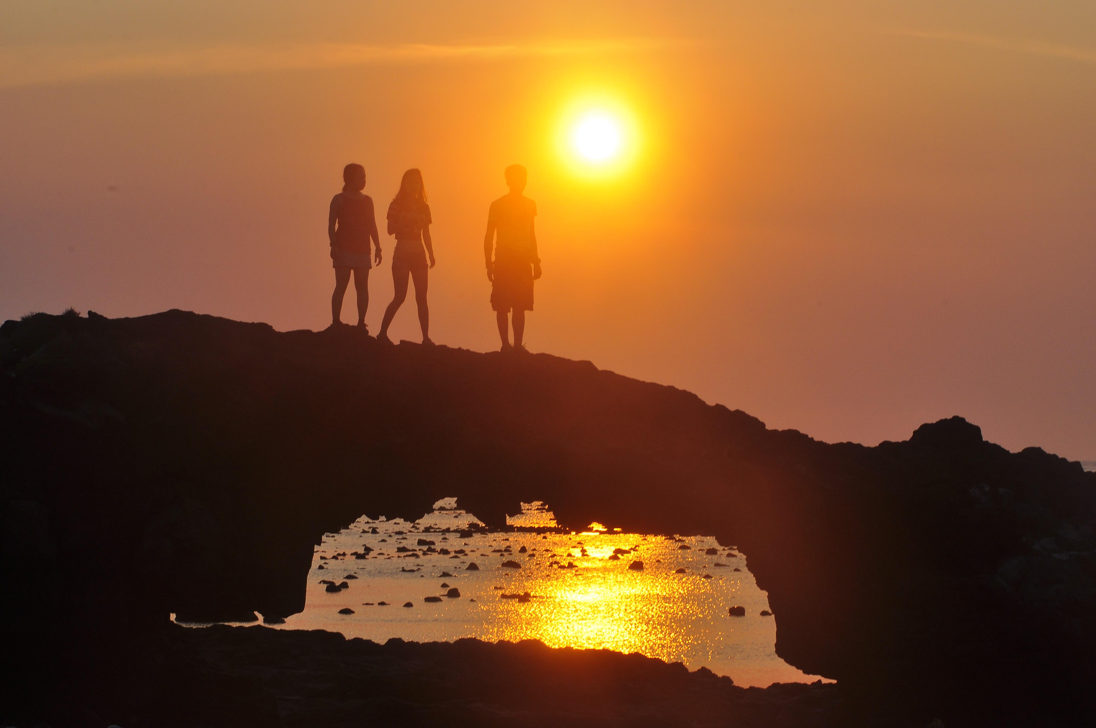 Hình ảnh Khám phá vẻ đẹp quên lối về ở đảo Lý Sơn số 1