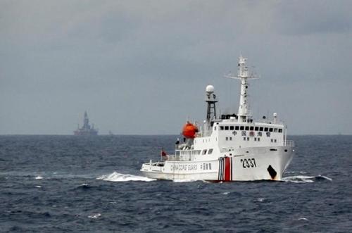 Mỹ bóc trần chiến thuật Trung Quốc đang dùng trên Biển Đông 1