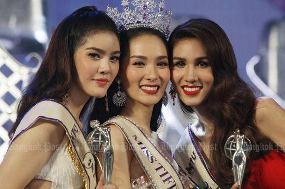 Ngắm nhan sắc xinh đẹp của Tân Hoa hậu chuyển giới Thái Lan 5