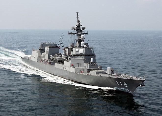 Nhật tham gia tập trận giám sát Biển Đông 1