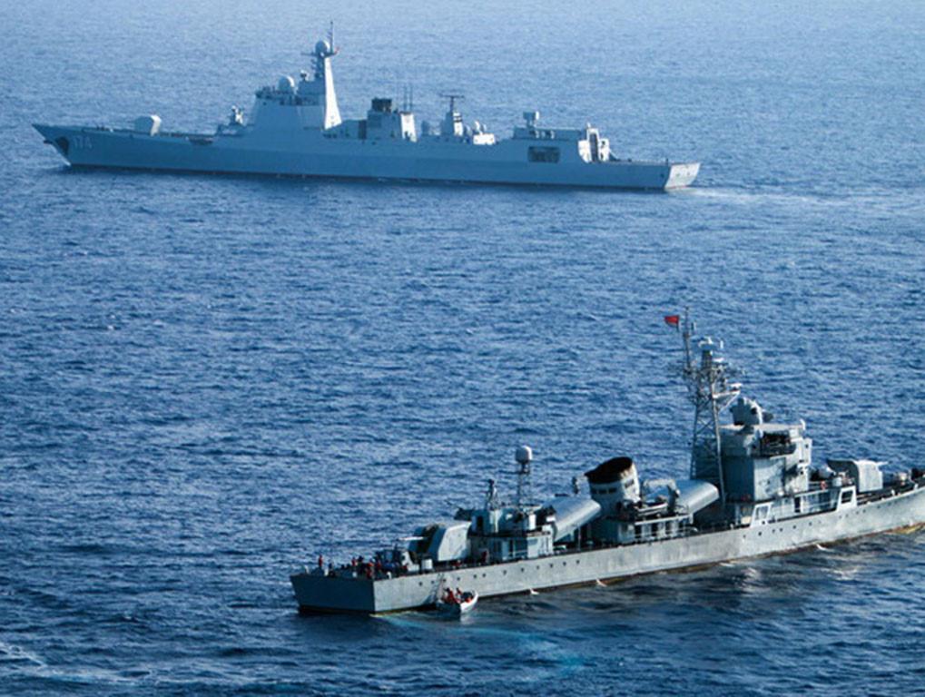 Trung Quốc nổi đóa khi bị Mỹ bóc trần chiến thuật trên Biển Đông 1