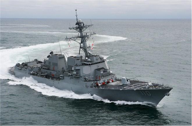 Thách thức Trung Quốc, Mỹ tiếp tục tuần tra Biển Đông 1