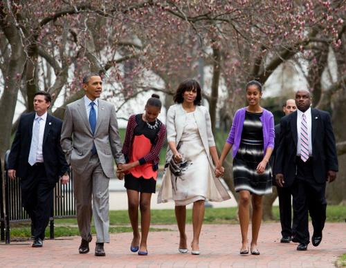 Phu nhân Michelle Obama sẽ không đến Việt Nam cùng chồng 1
