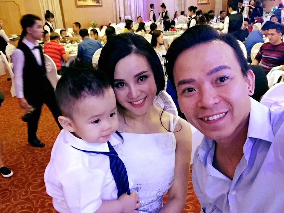 Vy Oanh tổ chức tiệc sinh nhật hoành tráng cho con trai 2