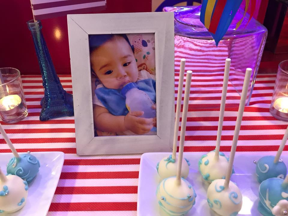 Vy Oanh tổ chức tiệc sinh nhật hoành tráng cho con trai 3