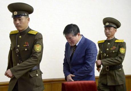 Mỹ cảnh báo nguy cơ bị bắt khi du lịch Triều Tiên 1