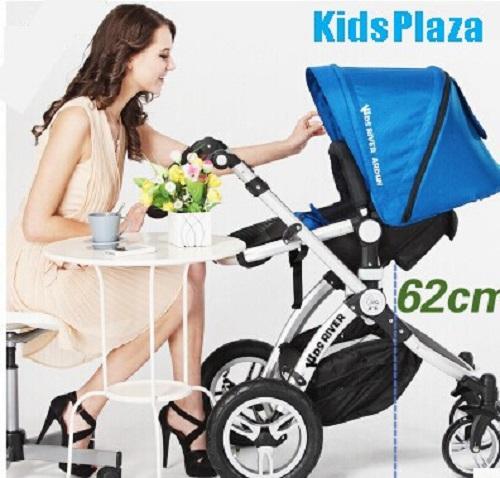 Kinh nghiệm chọn mua xe đẩy cho bé sơ sinh chất lượng, giá tốt 2