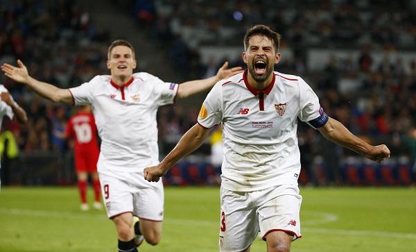 Hạ Liverpool, Sevilla đăng quang ngôi vô địch Europa League 1