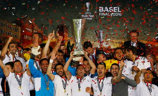 Hạ Liverpool, Sevilla đăng quang ngôi vô địch Europa League 2
