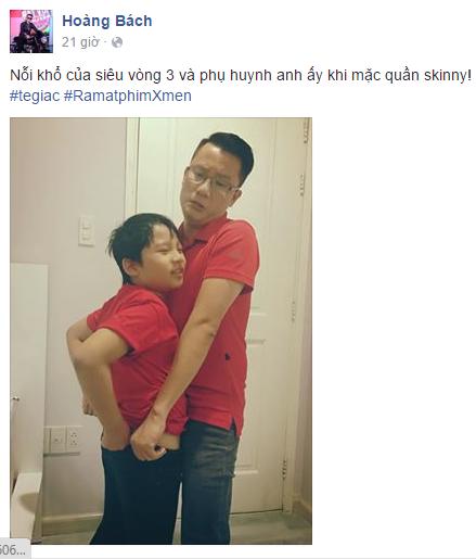 Facebook sao Việt: Khánh Thi khoe ảnh cả nhà hạnh phúc bên nhau 5