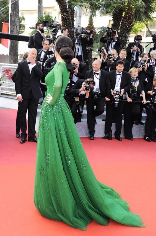 Lý Nhã Kỳ lộng lẫy trên thảm đỏ LHP Cannes 4
