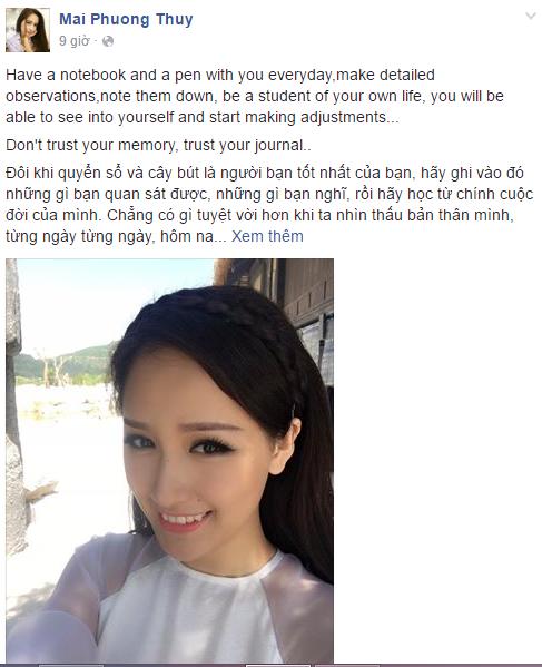 Facebook sao Việt: Khánh Thi khoe ảnh cả nhà hạnh phúc bên nhau 7
