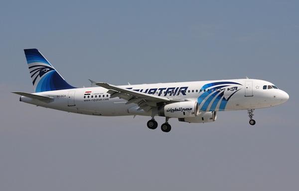 Máy bay Ai Cập phát tín hiệu cầu cứu trước khi rơi 1