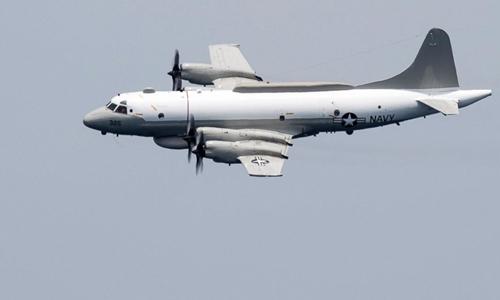 Chiến đấu cơ Trung Quốc đánh chặn máy bay do thám Mỹ trên Biển Đông 1