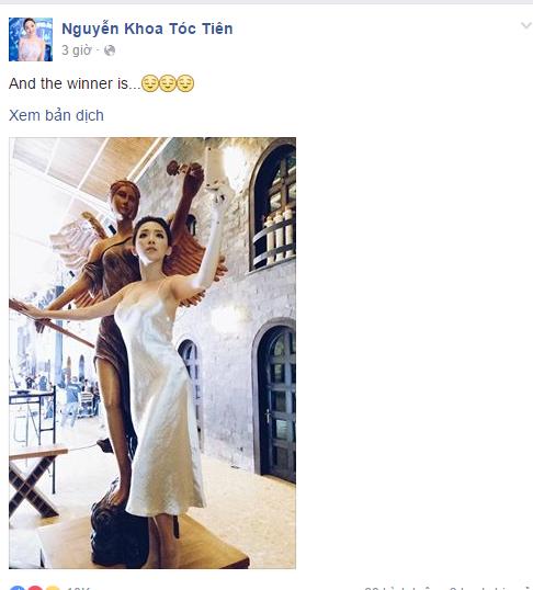 Facebook sao Việt: Khánh Thi khoe ảnh cả nhà hạnh phúc bên nhau 9