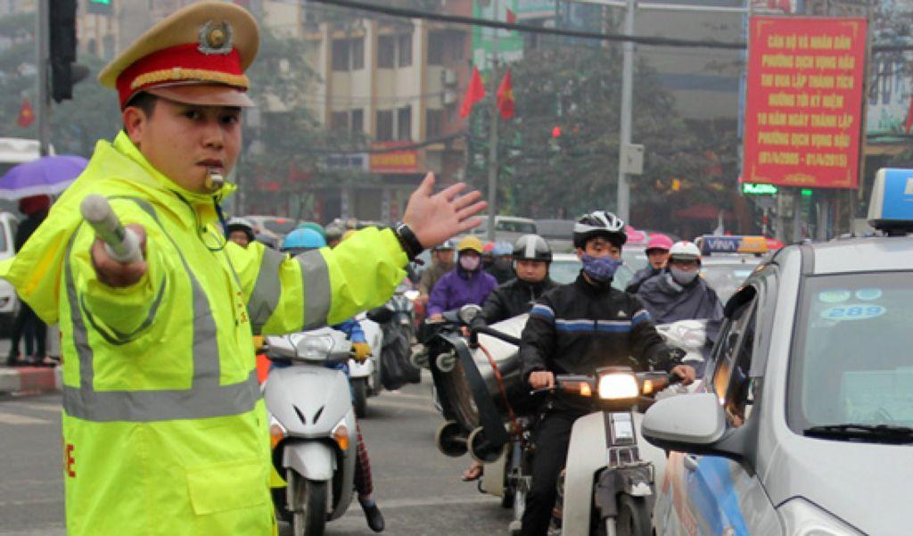 30 tuyến đường bị cấm khi Tổng thống Mỹ Obama đến Hà Nội 1