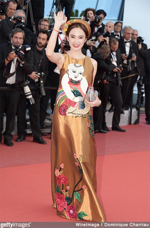 Ê-kíp Angela Phương Trinh lên tiếng trước thông tin 'nổ' quá đà tại LHP Cannes 1
