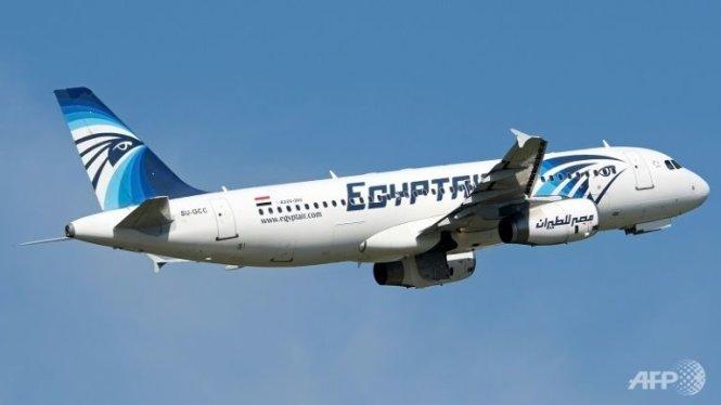 Đã tìm thấy các mảnh vỡ máy bay Ai Cập mất tích 1