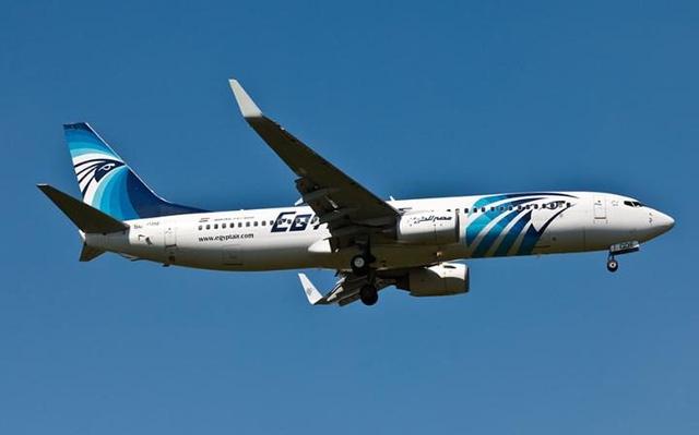 Máy bay Ai Cập đột ngột chuyển hướng trước khi biến mất 1