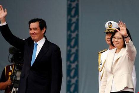 Bà Thái Anh Văn tuyên thệ nhậm chức lãnh đạo Đài Loan 2