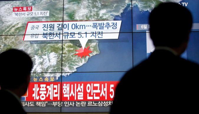 Triều Tiên sắp thử hạt nhân, Hàn Quốc sẵn sàng đáp trả 2