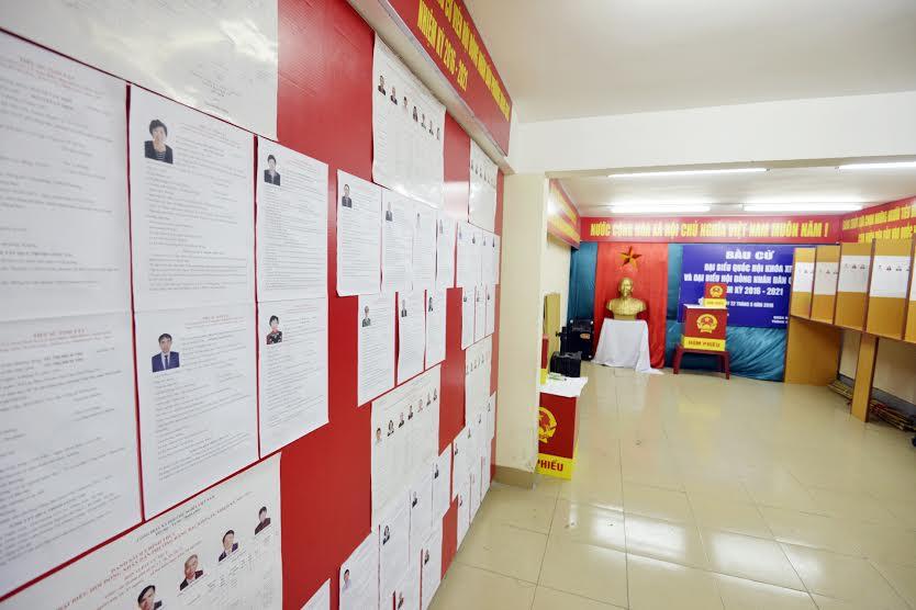 Hà Nội sẵn sàng cho ngày hội toàn dân bầu cử 4
