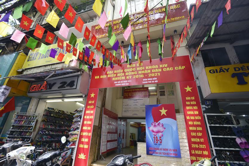 Hà Nội sẵn sàng cho ngày hội toàn dân bầu cử 5