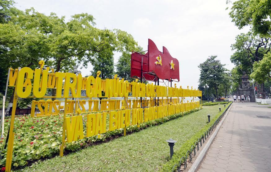 Hà Nội sẵn sàng cho ngày hội toàn dân bầu cử 6