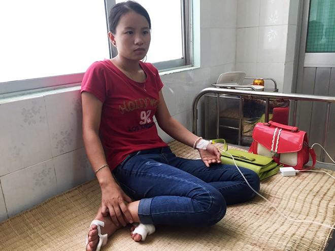 Lời kể nạn nhân vụ tai nạn thảm khốc ở Bình Thuận 1