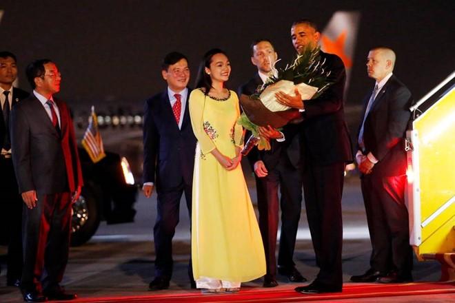 Báo chí quốc tế đồng loạt đưa tin về chuyến thăm Việt Nam của Obama 4