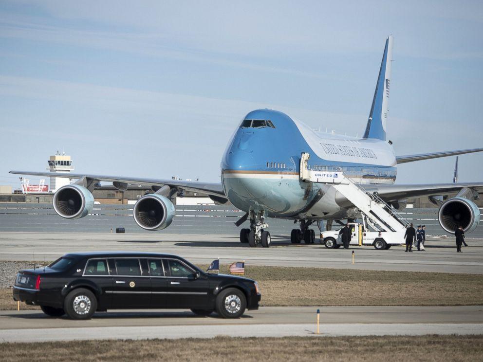 Khám phá bất ngờ về chuyên cơ Không lực Một chuyên chở Tổng thống Obama 10