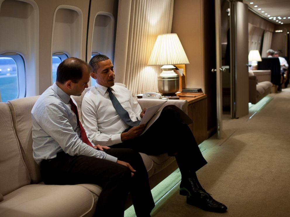 Khám phá bất ngờ về chuyên cơ Không lực Một chuyên chở Tổng thống Obama 5