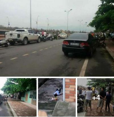 Phát hiện thi thể nam thanh niên nằm giữa đường ở Hòa Bình 1