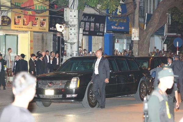 Tổng thống Mỹ Obama ăn hết 2 suất bún chả Hà Nội 2
